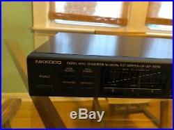 Nikkodo Digital Echo Processor with Digital Key Controller (Model DEP-2000K)