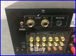 Nissindo MA-350 Karaoke Mixing Amplifier
