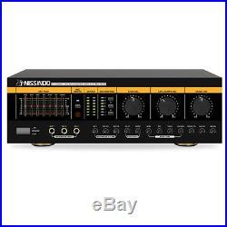 Nissindo MA-940 900W KARAOKE Mixer Mixing Amplifier AMP AKA DX-388 BETA
