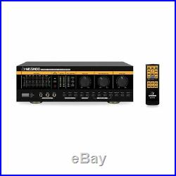 Nissindo MA-940 900W KARAOKE Mixer Mixing Amplifier AMP AKA DX-388 BETA MA 940