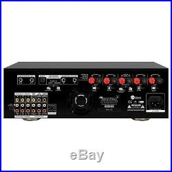 Noi tieng Viet -Better Music Builder DX-388 D (G4) 900W Pro Mixing Amplifier