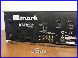 Numark KMX02 karaoke mixers