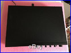 Oakridge 888 II Digital Key Control/echo Mixing System Karaoke Mixer/preamp