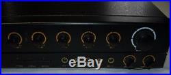 Oakridge Digital Key Control Echo Mixing System Model 888 II
