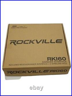 Ockville RK160 Karaoke Interface a x ss