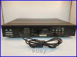 PIONEER MIC Mixer With Digital Echo MA-9