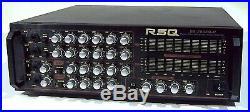 PRO TESTEDRSQ DA-200EQ-V Karaoke A/V 4-Ch Mixer/600W Amp! EQ, EchoGUARANTY