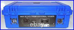 PRO TESTEDXTUGA X1002A 10-Ch Mixer/500W Amp16DSP FX! Bluetooth/USBGUARANTY