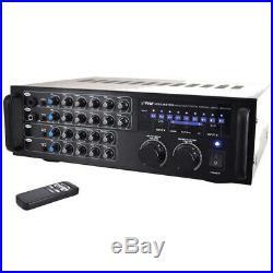 PYLE PMXAKB1000 Pyle Pro digital bluetooth karaoke mixer/amp