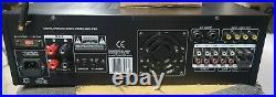 PYLE PRO(R) PMXAKB2000 Pyle Pro(R) 2,000-Watt Bluetooth(R) Stereo Mixer