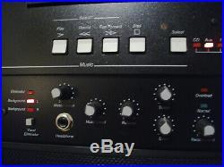 Peavey Protege DPS 1000 Digital Performance- Vocal/Music Editor Karaoke Amp