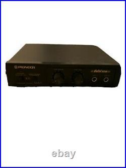 Pioneer MA-3 Karaoke Mixer With Digital Echo Excellent Condition