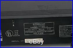 Pioneer MA-9 Karaoke 3 Microphone Mixer with Digital Echo
