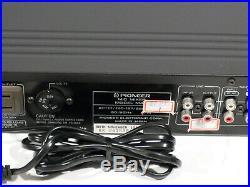 Pioneer MA-9 Karaoke Microphone Mixer Digital Echo + Key Control