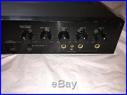 Pioneer MA-9 Mic Mixer Digital Echo Karaoke Multi Voltage Model