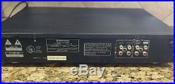 Pioneer MA-9 Stereo Mic Mixer with Digital Echo + Key Control KARAOKE. JAPAN MADE