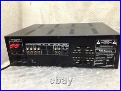Pro Karaoke Dm-8200W Digital Echo Mixing Amp Amplifier