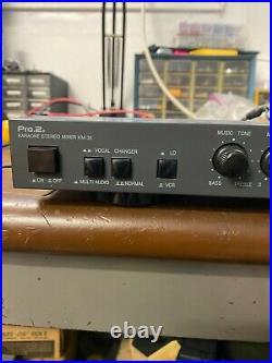 Pro2 karaoke stero mixer KM-35