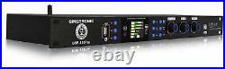 Professional Digital Echo Karaoke Mixer Processor with Bluetooth