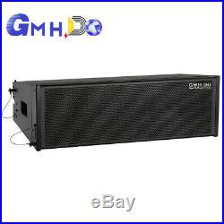 Professional Line Array speaker H2010 empty box, dual 10 inch empty box