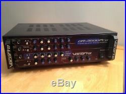 Professional VOCO Pro Digital Karaoke Mixing Ampliefier DA-3600Pro La Verne USA