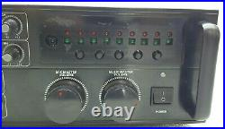Pyle PMXAKB1000 1000 Watt Wireless Bluetooth Stereo Mixer Karaoke Amplifier