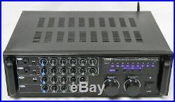Pyle PMXAKB1000 Bluetooth Digital Karaoke Mixing Amplifier