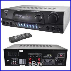 Pyle PT265BT 200-watt Bluetooth Digital Receiver/amp