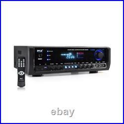Pyle PT390BTU 300W Digital Home Theater Bluetooth Stereo Receiver