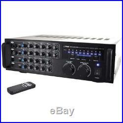 Pyle Pro Digital Bluetooth Karaoke Mixer/amp PMXAKB1000