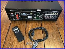 Pyle Pro PMXAKB1000 Wireless Karaoke Mixer