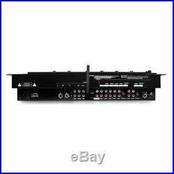 Pyle Pro PYD1964B 6-Channel Bluetooth DJ Mixer