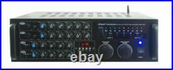 PylePro PMXAKB2000 Bluetooth Karaoke Mixer Wireless 2000w BT