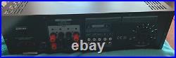 RSQ DA-200EQ-V Karaoke A/V 4-Ch Mixer/600W Amplifier-excellent condition