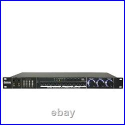 Resonic MX-1100 Audio Processor Karaoke Mixer