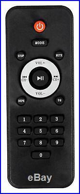 Rockville Bluetooth Karaoke Amplifier Mixer For Audio2000's ASP5213 Speakers