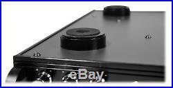 Rockville RPA70WBT 1000w 2-Ch Bluetooth Karaoke Amplifier/Mixer+Wireless Mics