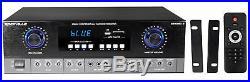 Rockville SingMix Bluetooth Karaoke Amplifier Mixer For BMB CSD-880 Speakers