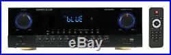 Rockville SingMix Bluetooth Karaoke Amplifier Mixer For BMB CSE-310II Speakers