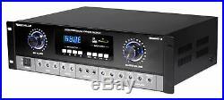 Rockville SingMix Bluetooth Karaoke Amplifier Mixer For BMB CSN-500 Speakers