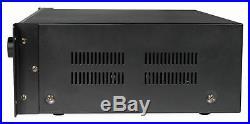 Rockville SingMix Bluetooth Karaoke Amplifier Mixer For BMB CSV-480 Speakers