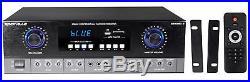 Rockville SingMix Bluetooth Karaoke Amplifier Mixer For BMB CSV-900 Speakers