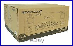 Rockville SingMix Bluetooth Karaoke Amplifier Mixer For Vocopro VX-15 Speakers