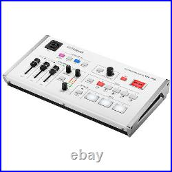 Roland VR-1HD AV Streaming Mixer with 3 HDMI Inputs, 2 Mic Inputs