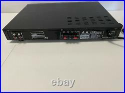 Saga Da-600 Karaoke Amplifier/mixer Tested