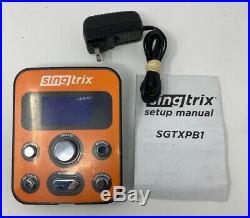 Sing Trix Voice Effects Processor Head Only For Karaoke System VOXX (GAL100071)