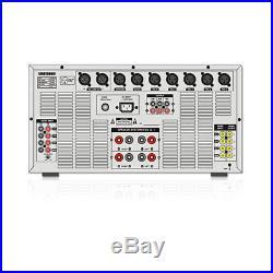 Singtronic KA-3000DSP Professional 3000W DJ/KJ Mixing Amplifier Karaoke