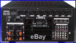 Singtronic KA-4000DSP Professional 3000W HDMI Amp Karaoke with Bluetooth & Record