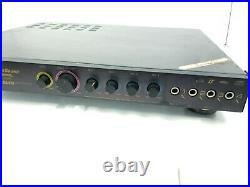 Spacetech DA-221 STEREO Mic Mixer Karaoke 4 Mic input SUPER SILENT DIGITAL ECHO