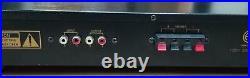 Spacetech K-18 MIC Mixer Amplifier! W